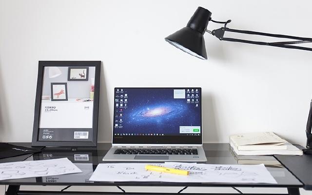 视频 | 带转角的办公桌,打造设计师范儿的办公区
