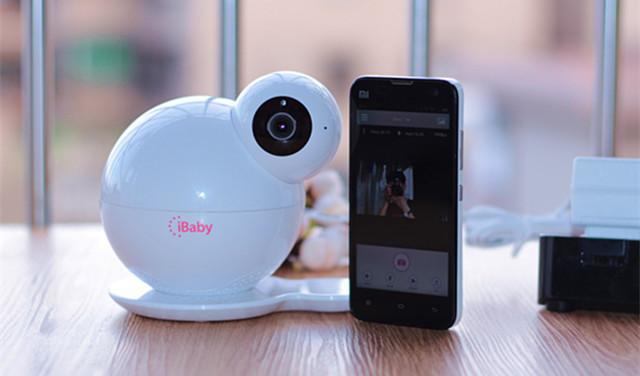 贴心的呵护--iBaby Monitor M6 多功能婴儿监护器体验
