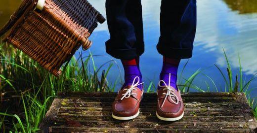 选错袜子的你,堪比一只行走的『避孕套』