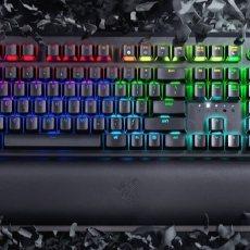 雷蛇(Razer) 黑寡妇蜘蛛精英版 机械键盘