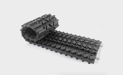 LCAV汽车救援履带:TPR高强度材料,携带方便,出行无惧恶劣地形