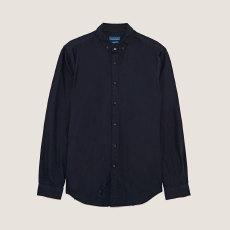 ZARA 牛津 长袖衬衫