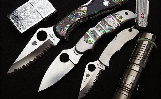 地球上最锋利的刀,轻松割烂防弹衣!