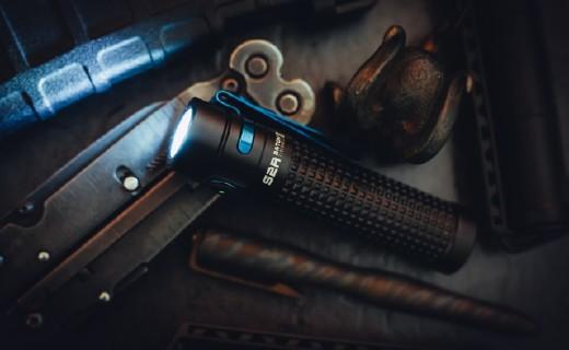 性能小钢炮——OLIGHT傲雷S2R II手电评测