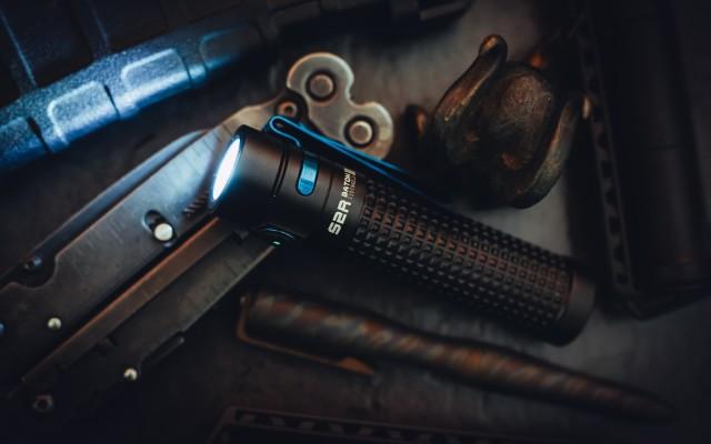 性能小鋼炮——OLIGHT傲雷S2R II手電評測