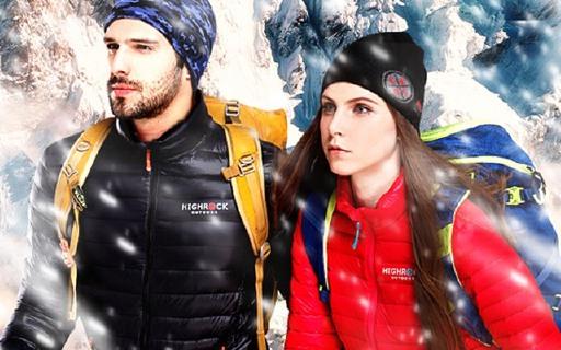 防水鹅绒+防水面料,超保暖还能装进小口袋