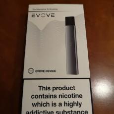 EVOVE亿雾电子烟体验:总体还行