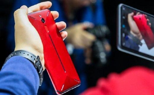 努比亚参战!红魔电竞游戏手机发布,真能拯救安卓手游吗?