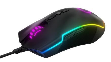 全对称游戏鼠标,幻彩RGB灯,精度达10000DPI