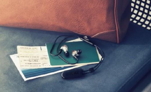 顶级无线音质传输标准,舒尔推出蓝牙5.0标准耳机线