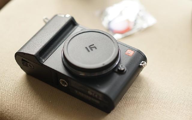 可换镜头的小蚁微单相机,教你怎么把女生拍成女神