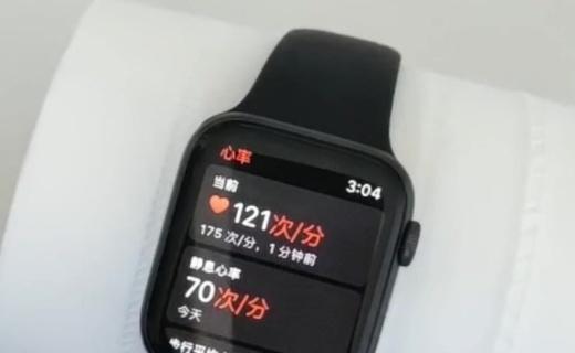 Apple Watch还能给卷纸测心跳?莫慌,ta离成精早着呢