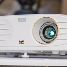 赏析布达拉宫视频, 优派PX727-4K投影仪体验 | 视频