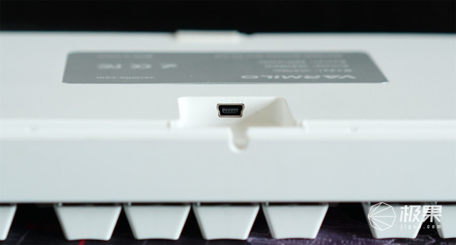 阿米洛(Varmilo)VA87Mac双系统机械键盘