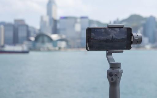 带上大疆OSMO Mobile 2去香港旅行 — 大疆 DJI 灵眸 OSMO Mobile 2 防抖手机云台测评