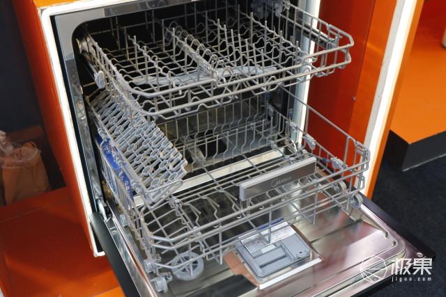 美的(Midea)X4洗烘一体洗碗机