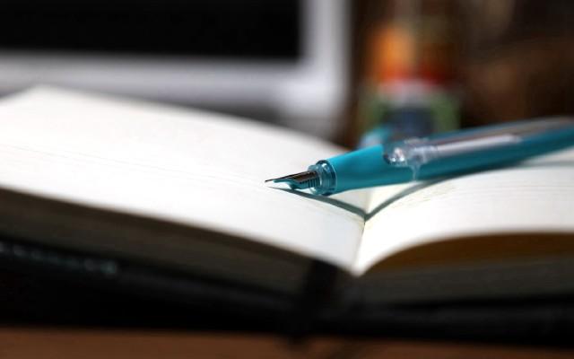 德味文青的新选择,欧领online AIR半透明时尚办公钢笔