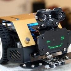 入门编程机器人的不二之选, DFROBOT Max探索者体验