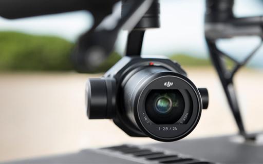 大疆发布高端云台相机Zenmuse X7,6K拍摄!