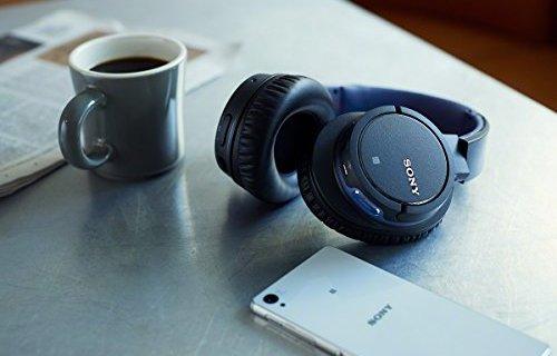索尼头戴式耳机:40mm驱动单元带来不错音质,17小时超长续航听歌超爽