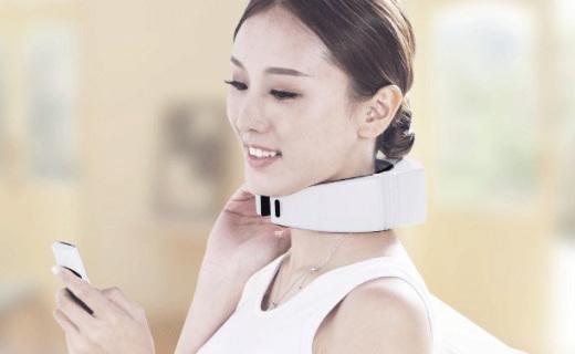 攀高颈椎按摩仪:小巧易携带,多种按摩方式告别酸痛