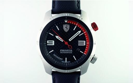 全球限量399只!法拉利70周年纪念手表