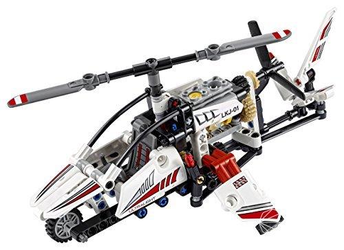 乐高(LEGO)42057直升机玩具