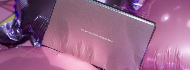 颜值超高LaCie保时捷设计移动硬盘,摄影师都给她拍了组写真