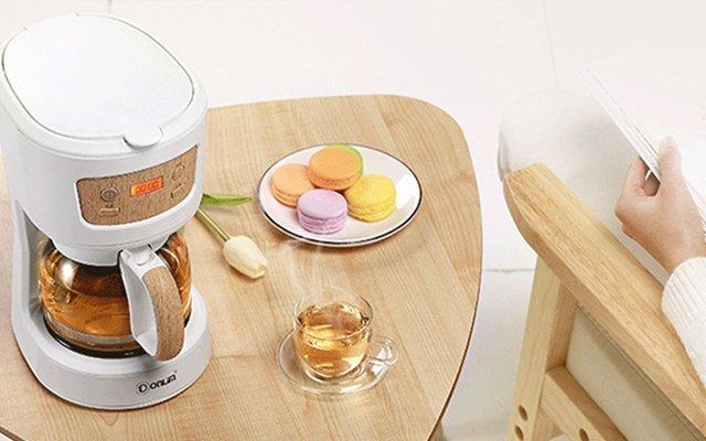 讓喝茶不麻煩,一鍵輕松搞定,東菱噴淋式煮茶器評測