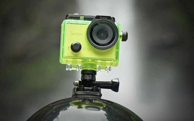 水下公路都能玩直播,Sioeye直播相机极限测评 | 视频