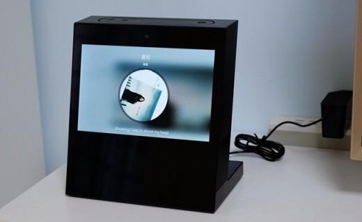智能音箱的新高度,叮咚PLAY大屏智能音箱体验