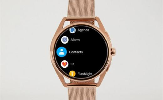阿玛尼发布新款智能手表,造型复古,价格亲民