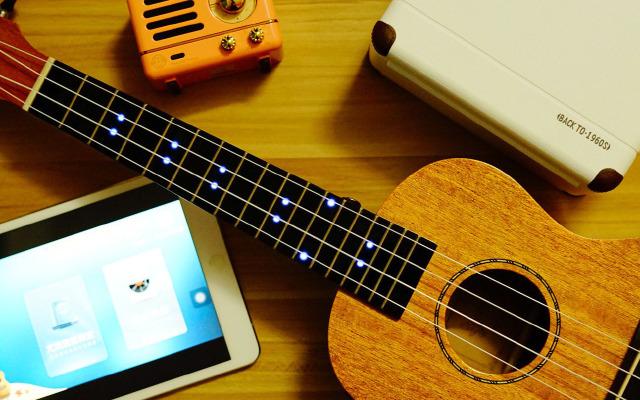 """换种方式学""""吉他"""",音乐小白也能快速练级"""