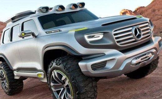 奔驰新SUV加水就能跑!一箱水狂飙800公里,特斯拉弱爆了!