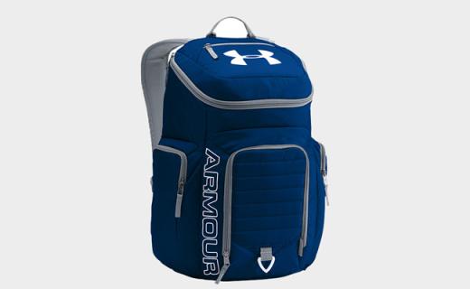 安德玛Storm UndeniableII双肩包:超大容量,通勤健身非常实用