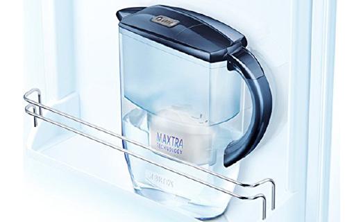 碧然德Fjord滤水壶:净化水质健康无异味,带自动更换提示显示