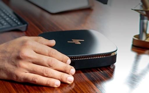 惠普Elite Slice模块化电脑,根据需求组合你的电脑