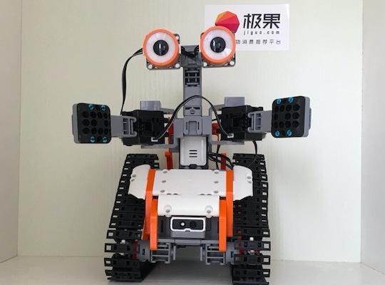 创意拼搭、乐享编程:Jimu机器人星际探险系列体验