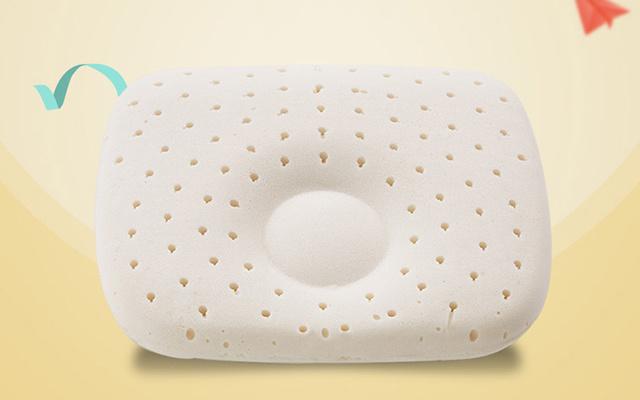 一默天然乳胶婴儿枕