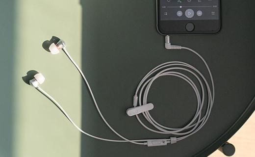 网易智造LS2入耳式耳机:6mm动圈单元,音质更清晰