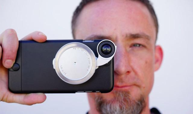 思拍乐 iPhone 摄影套件 首发试用