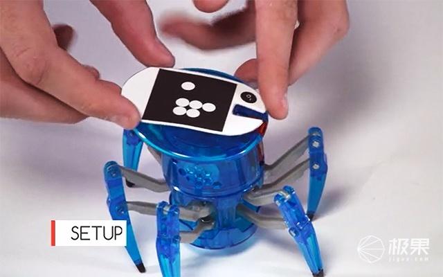 Bots_AliveHexbug益智机器人玩具