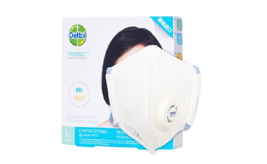 自带排气扇的滴露智慧型防雾霾口罩,老少全能用