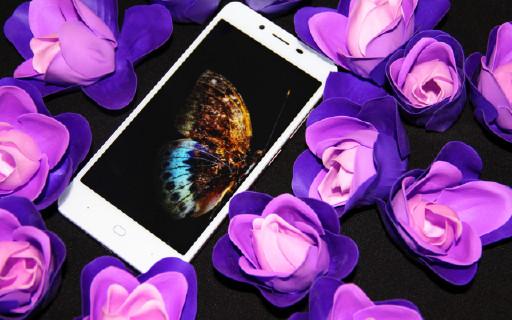 嗨玩趣拍的百元机,红辣椒4A手机体验 | 视频