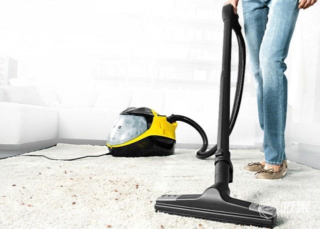 凯驰(Karcher)SV7蒸汽吸尘除螨熨烫机
