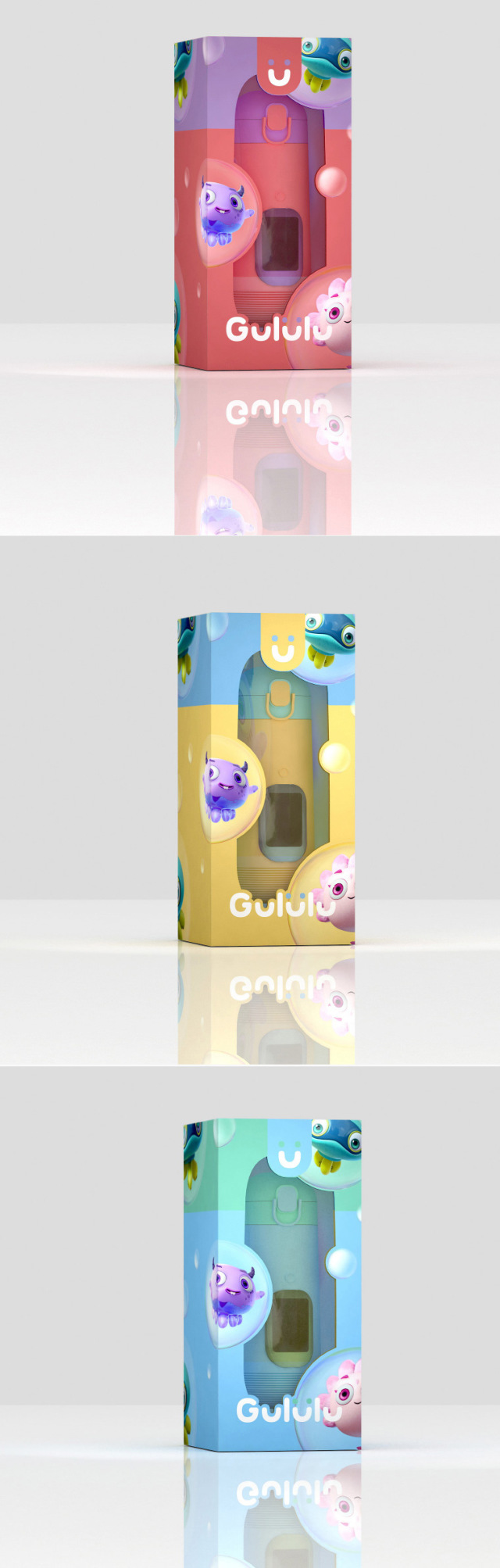 GULULU微语智能儿童水杯