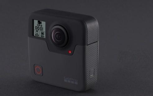 GoProFusion全景相机:全方位5.2K高清拍摄,搭载语音控制可5米防水