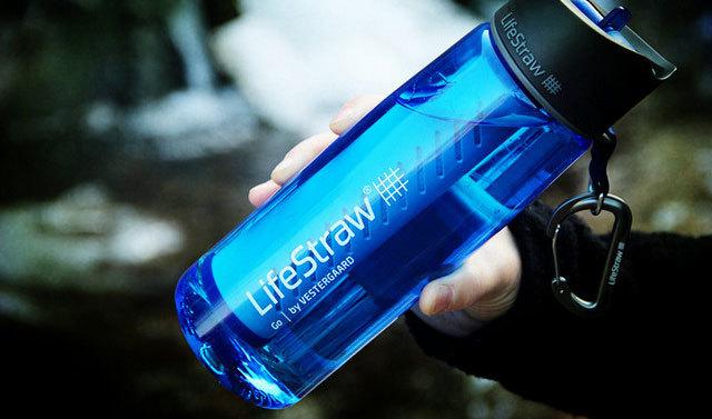 LifeStraw GO 生命水壶 免费试用