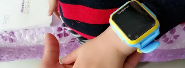 视频 | 孩子手腕上的守护神,阿巴町4G儿童智能手表