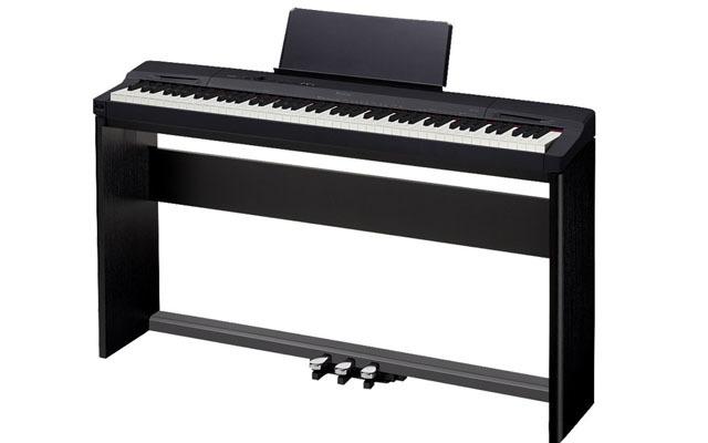 卡西欧(CASIO)PX-160BK88键数码钢琴套装(含琴架、三踏板)